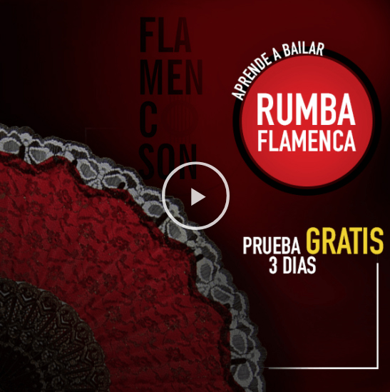 Aprender Rumba Flamenca Online Paso A Paso Y Atreverte A Salir A Bailar