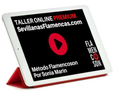 Taller Online Premium: SevillanasFlamencas.com