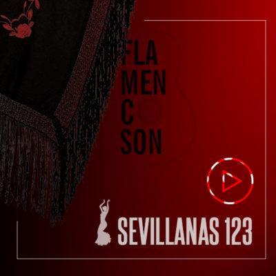 Curso Online Sevillanas Paso a Paso: Sevillanas123.com (iniciación, extracto de SevillanasFlamencas.com)