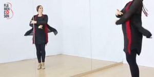 Marcaje Vals Arriba (Segunda Sevillana Flamenca – Segundo Tercio)