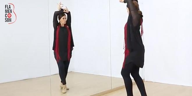Paseíllo Flamenco Con Colocación de Perfil