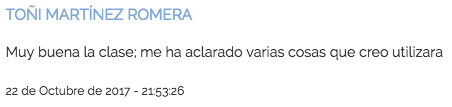 clases de flamenco online testimonio