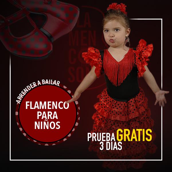 Flamenco Online Niños